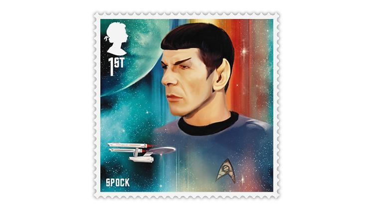 great-britain-2020-spock-star-trek-stamp