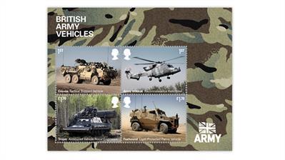great-britain-2021-british-army-vehicles-stamps-pane