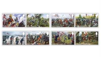 great-britain-2021-war-of-the-roses-stamps
