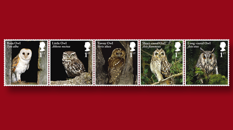 great-britain-adult-owls-stamps
