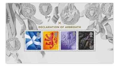 great-britain-arbroath-souvenir-sheet