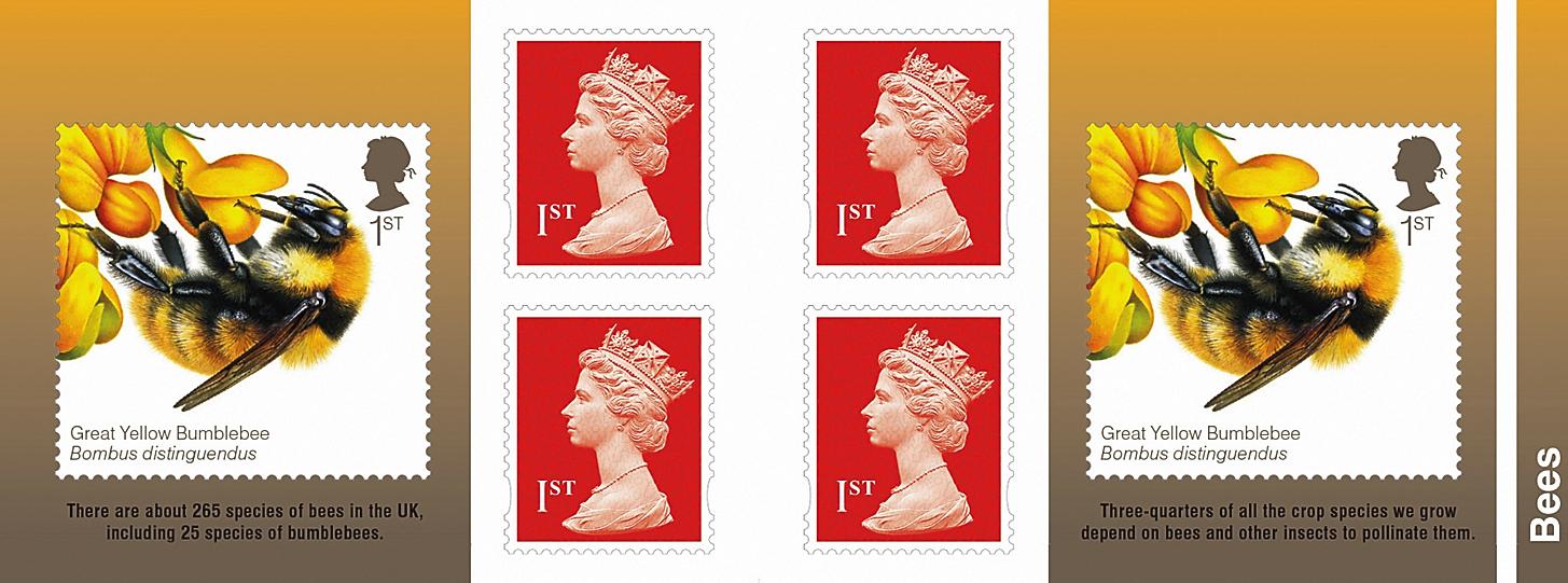 great-britain-bees-booklet-queen-elizabeth-definitive-stamps-2015