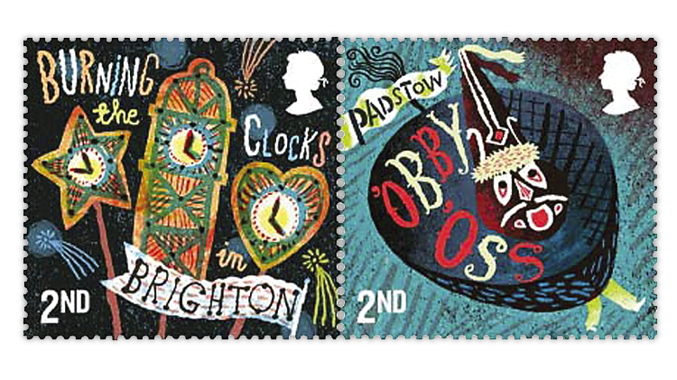 great-britain-curious-customs-second-class-stamps
