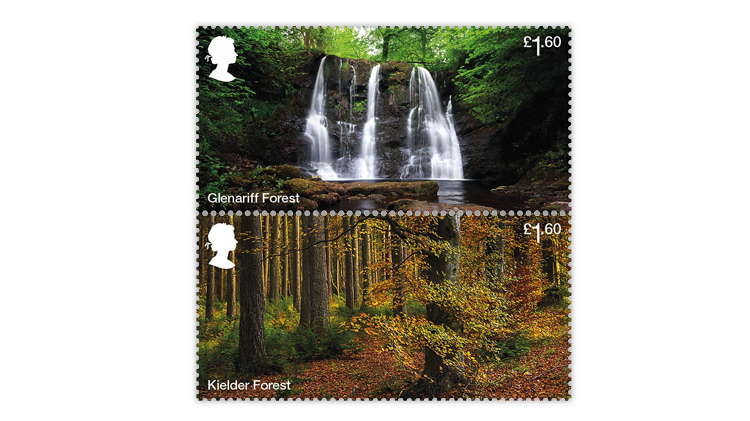 great-britain-forests-stamps-glenariff-kielder