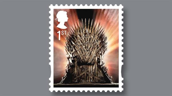 great-britain-game-of-thrones-stamp
