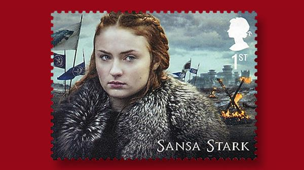 great-britain-game-of-thrones-stamps