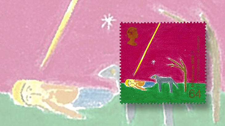 great-britain-philately-1999-christmas-stamp