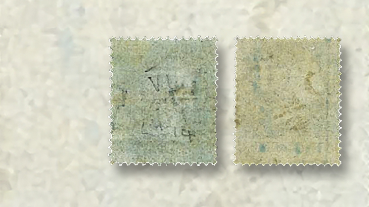 great-britain-philately-2-penny-blue-white-blue-tint-paper
