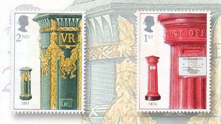 great-britain-pillar-box-stamp-set-2002