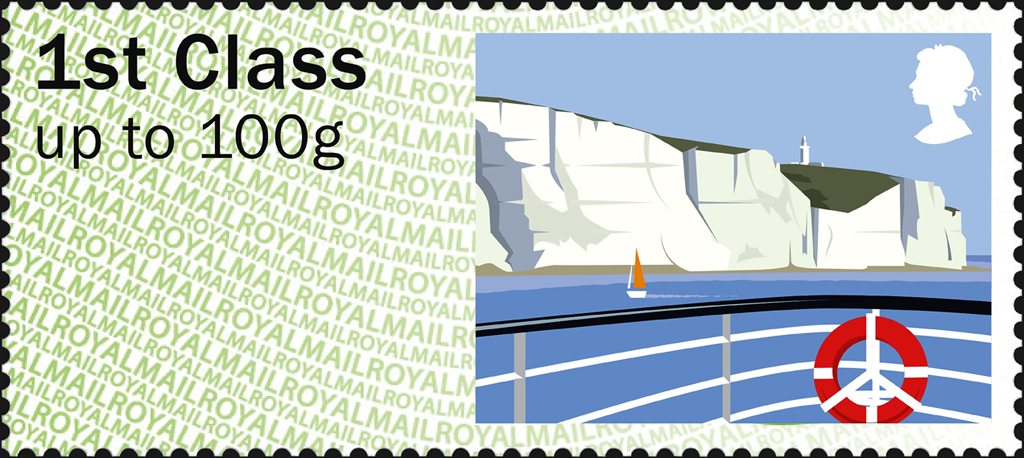 great-britain-post-n-go-label-white-cliffs-of-dover-english-channel-2015