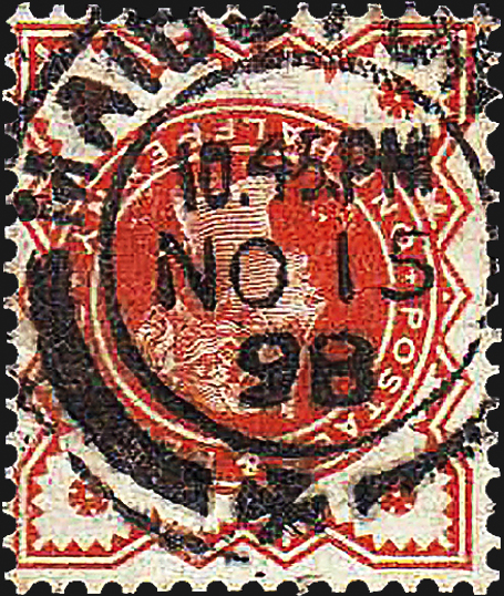 great-britain-queen-victoria-clock-time-cancel-1898