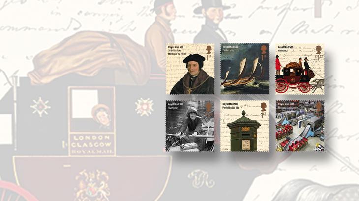 great-britain-royal-mail-500th-anniversary-advances-development