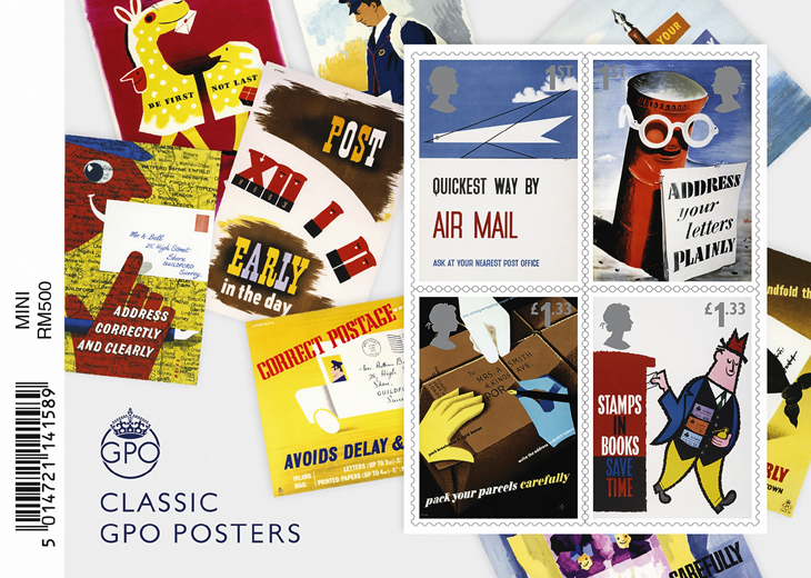 great-britain-royal-mail-500th-anniversary-general-post-office-posters