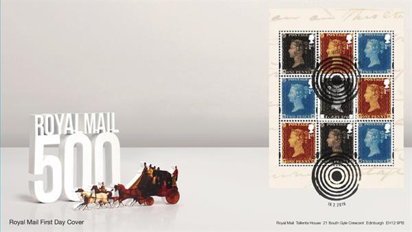 great-britain-royal-mail-500th-anniversary-prestige-booklet