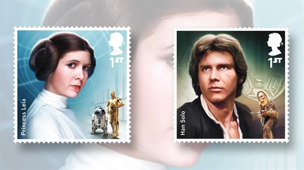 great-britain-star-wars-stamps-harrison-ford-carrie-fisher-2015