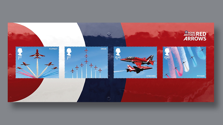 great-britains-raf-centenary-issue