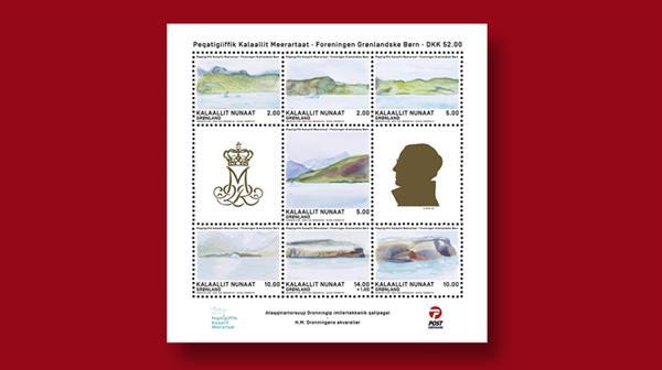 greenland-souvenir-sheet