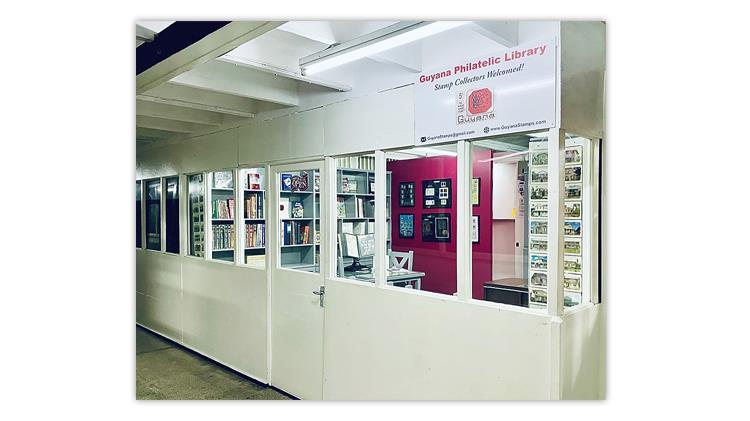 guyana-philatelic-library