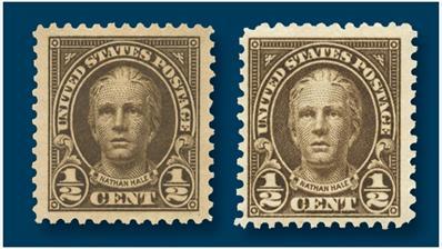 half-cent-stamp-flat-plate-rotary-press-wmr