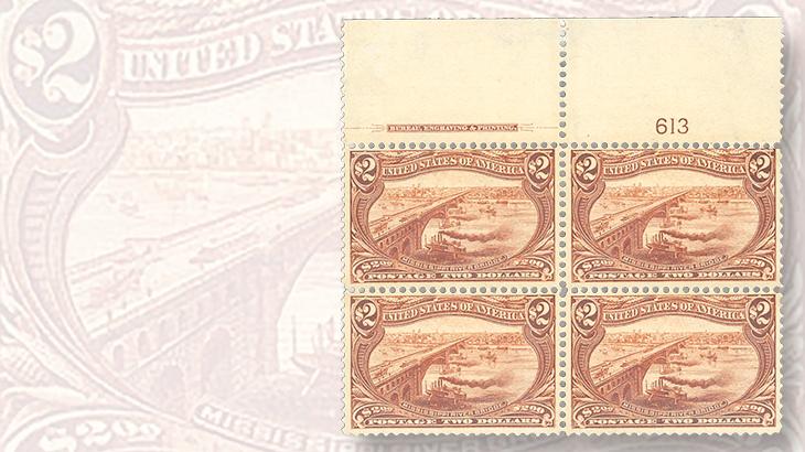 harmer-schau-1898-two-trans-mississippi-stamp