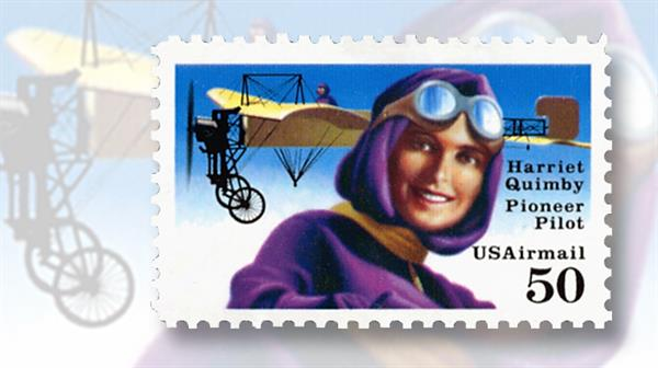 harriet-quimby-airmail-pilot-stamp