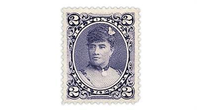 hawaii-1891-queen-liliuokalani-stamp