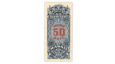 hawaii-territory-1901-duty-revenue-stamp