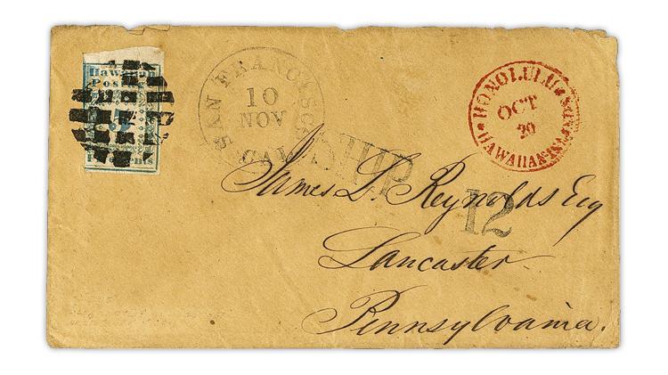hawaiian-missionary-1853-cover-honolulu-lancaster-pennsylvania