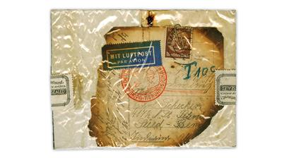 hindenburg-airship-postcard