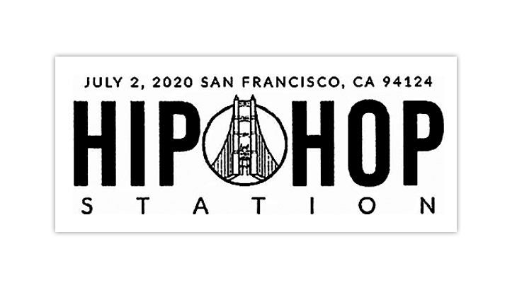 hip-hop-san-francisco-postmark