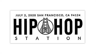 hip-hop-san-francisco-postmark