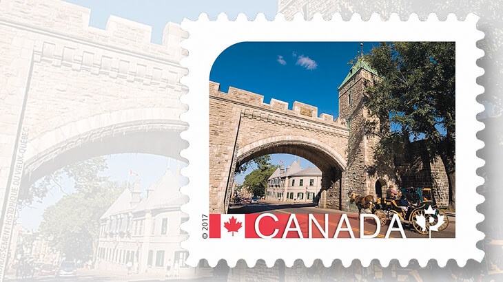 historic-district-of-old-quebec-city-stamp
