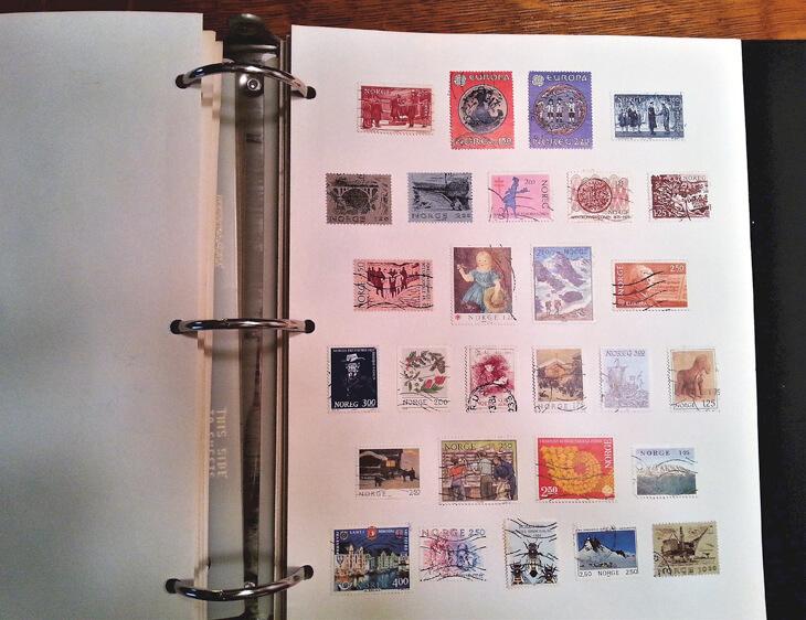 home-made-stamp-album