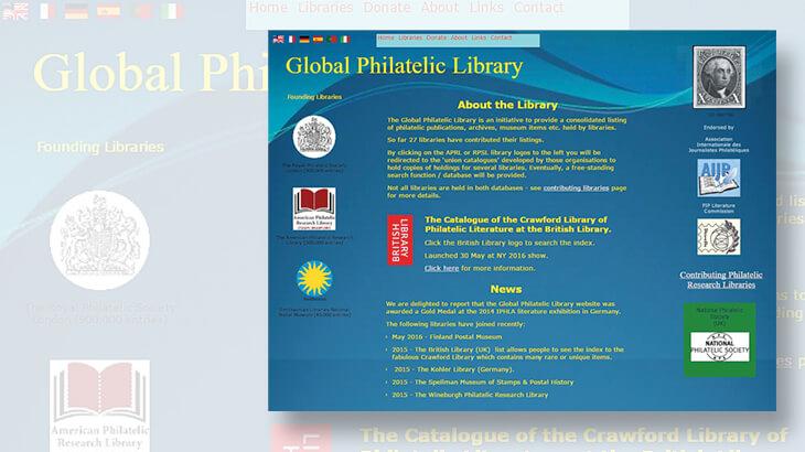 homepage-global-philatelic-library