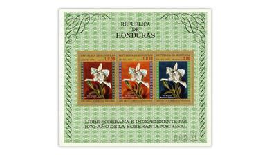honduras-1972-independence-sesquicentennial-souvenir-sheet