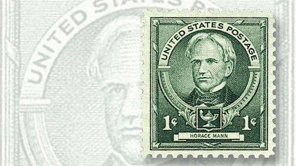 horace-mann-famous-americans-stamp