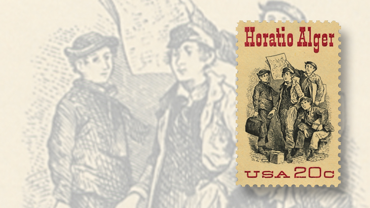 the death of horatio alger