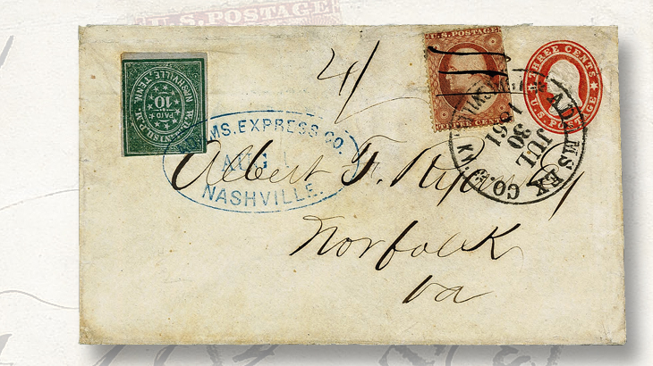 hr-harmer-nashville-postmasters-provisional-cover-world-stamp-show-ny-2016-auction