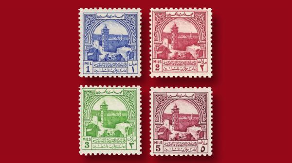 ibrahimi-mosque-jordan-stamp