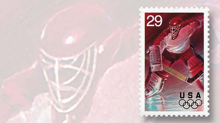 ice-hockey-twenty-cent-stamp-1994-set-five