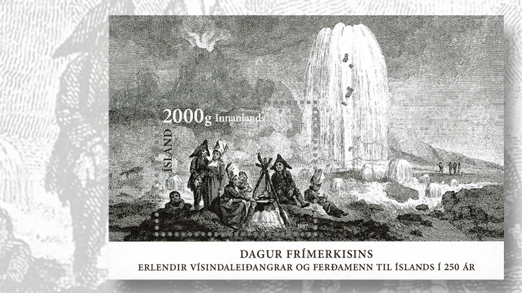 iceland-day-stamp-souvenir-sheet