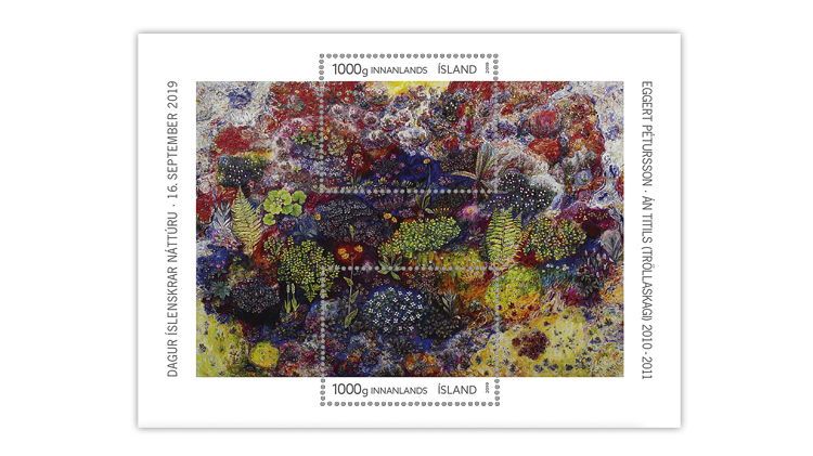 icelandic-nature-day-souvenir-sheet-iceland-post