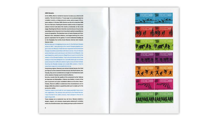 iconic-postage-stamps-lance-wyman-niko-courtelis-book