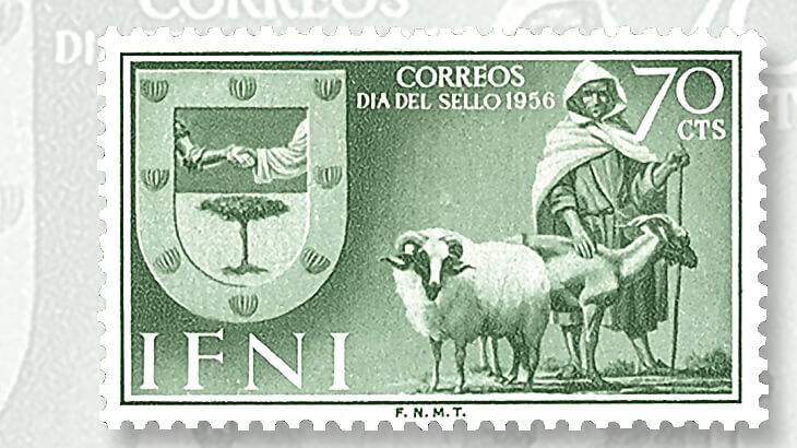 ifni-colonial-stamp-day-commemorative-stamp