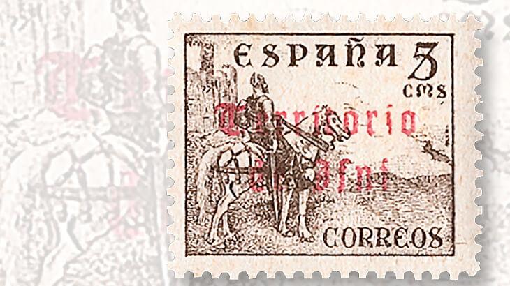 ifni-el-cid-stamp