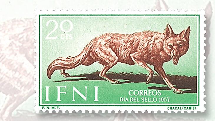 ifni-stamp-day-issue