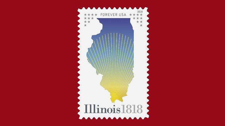 illinois-statehood-stamp