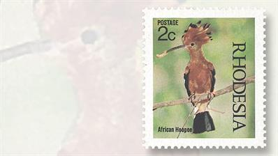 independent-rhodesia-african-bird-stamp