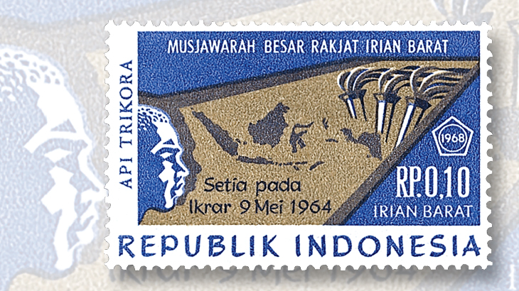indonesia-guinea-unification
