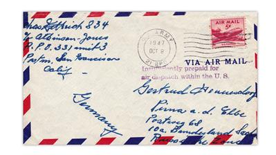 insufficiently-prepaid-1947-airmail-cover-hawaii-soviet-occupation-zone-germany